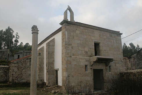 Capela do Pazo dos Calotes