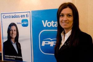 Entrevista a Vanessa Martínez, candidata á alcaldía de Rianxo polo PP (3/4)