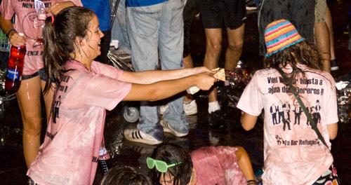 Fotos das Festas da Guadalupe 2011: o chupitaso (3/6)