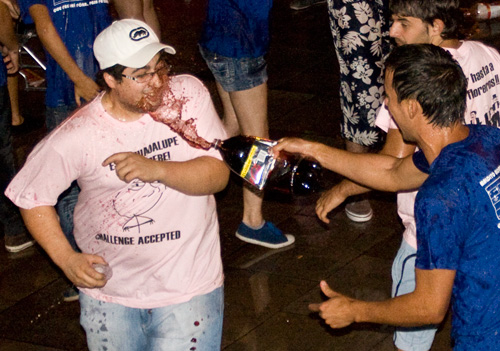 Fotos das Festas da Guadalupe 2011: o chupitaso (4/6)