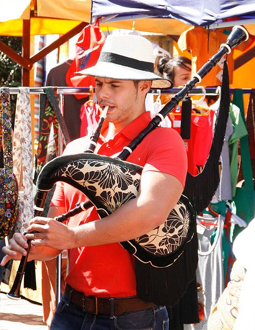 Fotos das Festas da Guadalupe 2011: o feirón mariñeiro (1/6)