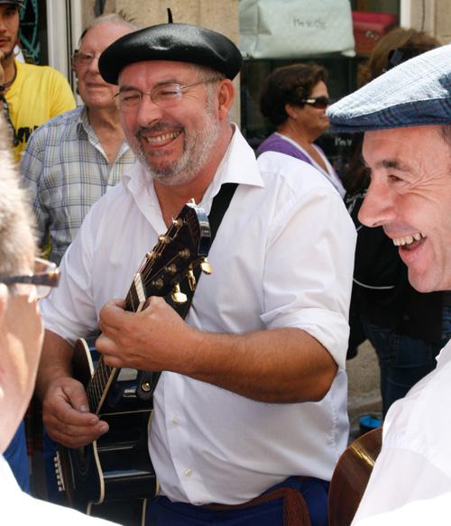 Fotos das Festas da Guadalupe 2011: o feirón mariñeiro (2/6)