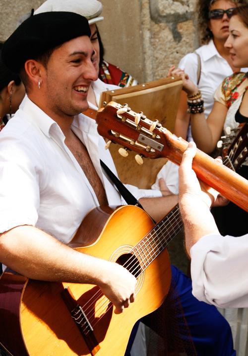 Fotos das Festas da Guadalupe 2011: o feirón mariñeiro (4/6)