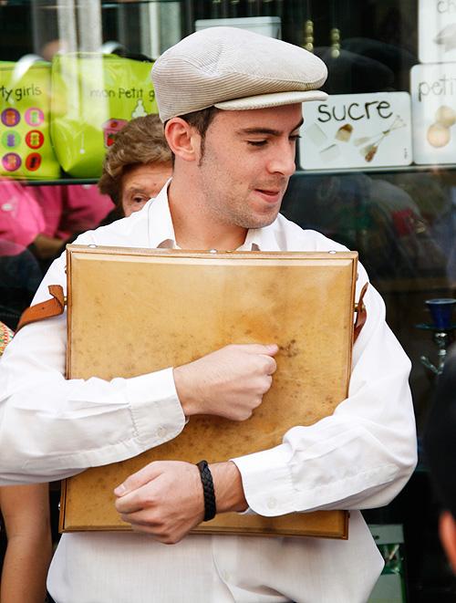 Fotos das Festas da Guadalupe 2011: o feirón mariñeiro (5/6)
