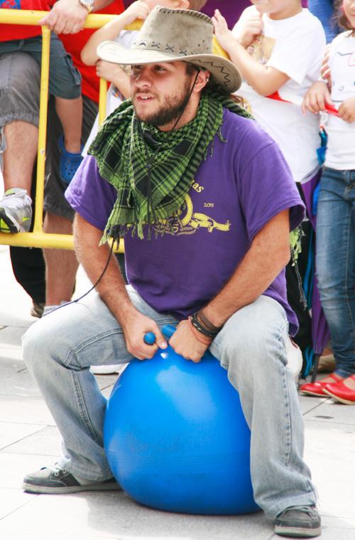 Fotos das Festas da Guadalupe 2011: o día das Juadalupeñas (4/6)