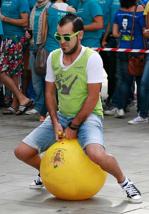 Fotos das Festas da Guadalupe 2011: o día das Juadalupeñas (5/6)