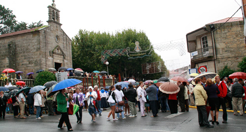 Fotos das Festas da Guadalupe 2011: a procesión (1/6)