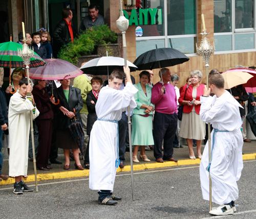 Fotos das Festas da Guadalupe 2011: a procesión (3/6)