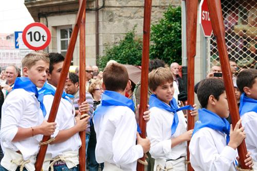 Fotos das Festas da Guadalupe 2011: a procesión (5/6)