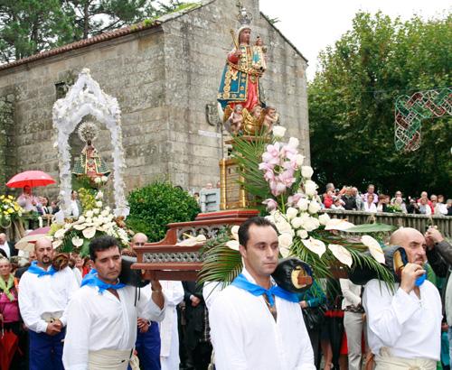 Fotos das Festas da Guadalupe 2011: a procesión (6/6)