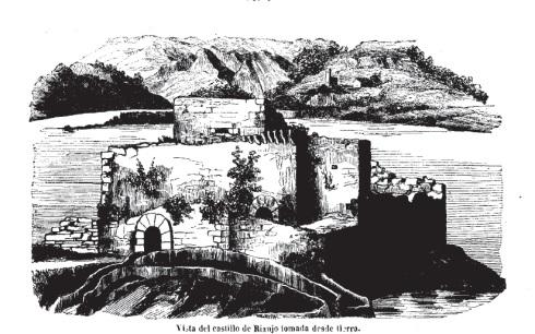 Castelo da Lúa de Rianxo