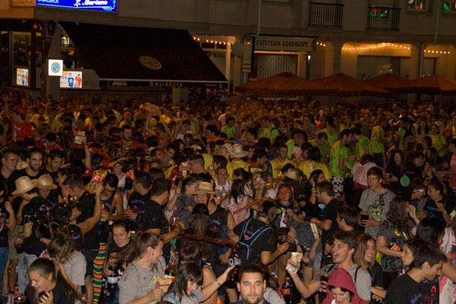 Festas da Guadalupe 2013: o chupitaso (3/6)