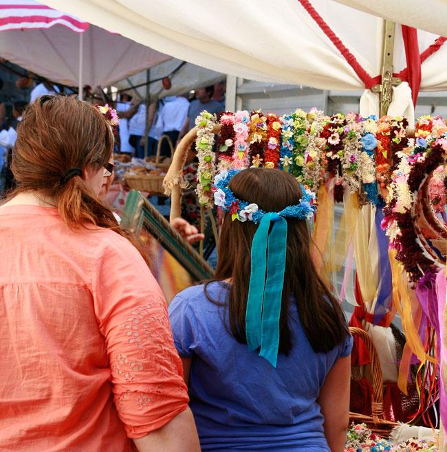 Festas da Guadalupe 2013: o feirón mariñeiro (2/6)