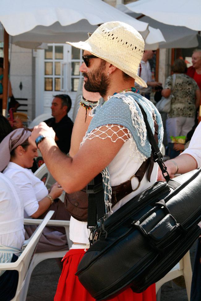 Festas da Guadalupe 2013: o feirón mariñeiro (4/6)