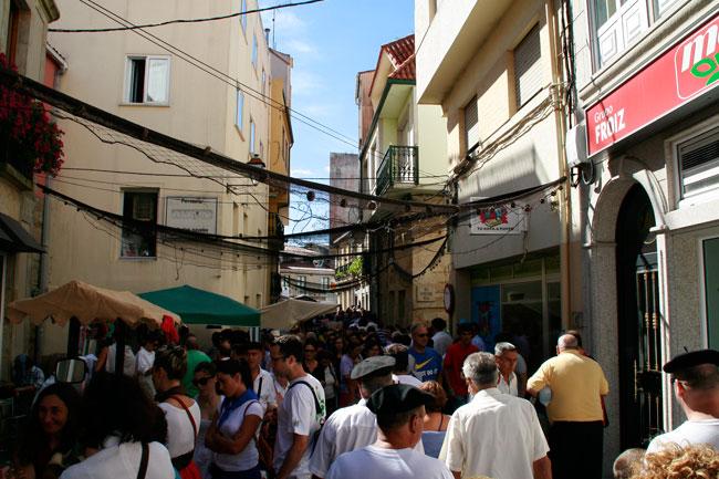 Festas da Guadalupe 2013: o feirón mariñeiro (5/6)
