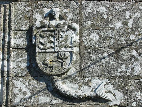 A inspiración do escudo de Castelao  (3/4)