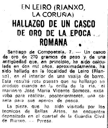 La Vanguardia. 08/04/1976. Páx. 8.
