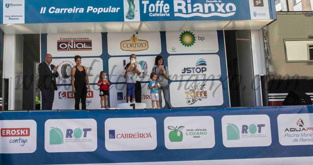 II Carreira Popular Toffe-Concello de Rianxo. (5/6)