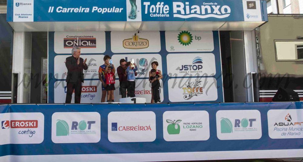 II Carreira Popular Toffe-Concello de Rianxo. (6/6)