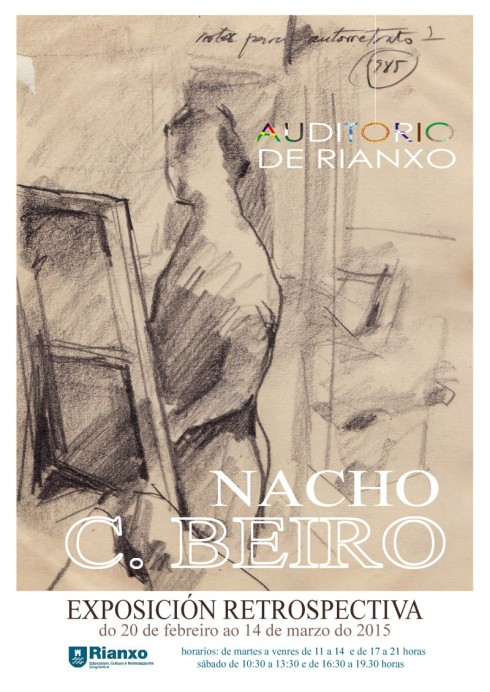 NACHO C BEIRO cartel WEB