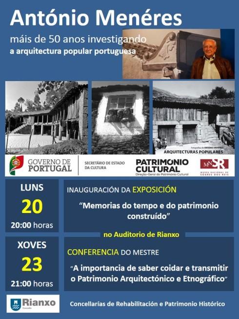 Cartel António Menéres